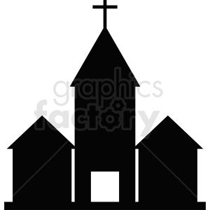 Church Silhouette Cross Architecture Worship Church Silhouette Hd Png Download Is A Free Transparent Png Image Search And Fin Silhouette Church Logo Church