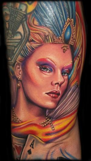 #tattoo by roman abrego