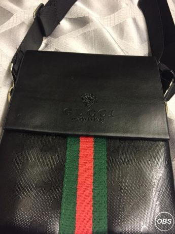 72113bed4412aa Gucci Side Bag for Men Available at UK Free Classified Ads ...