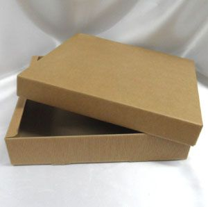 Corrugated Gift Box Candle Making Pure Gift Boxes With Lids