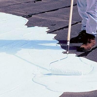 Sponsored Ebay 5 Gal Sta Kool Pro White Roof Coating In 2020 Roof Coating Elastomeric Roof Coating Cool Roof