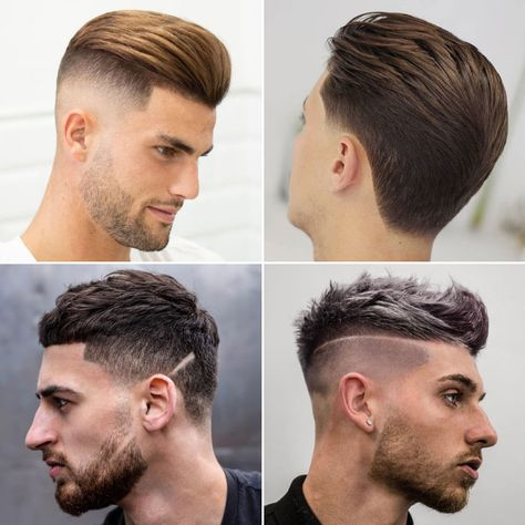 59 Best Fade Haircuts: Cool Types of Fades For Men (2020 Guide ...