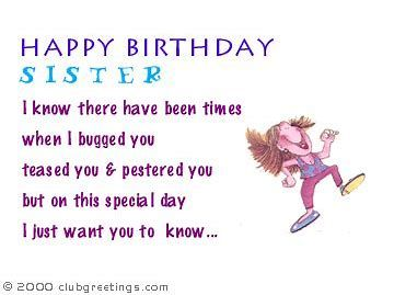 Image Result For Happy Birthday Big Sister Quotes With Images