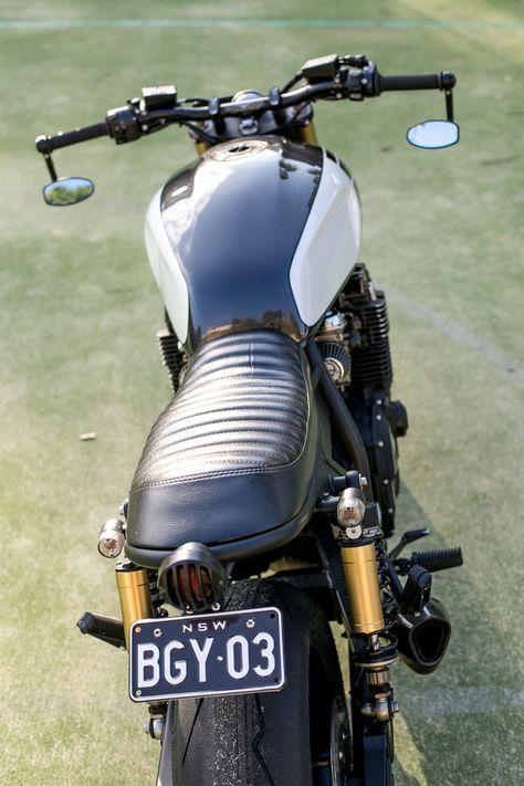 Custom Yamaha XJR1300 by RB Racing   Yamaha cafe racer