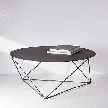 Amigo Modern Octahedron Coffee Table Coffee Table West Elm