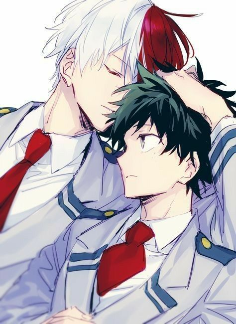 My Hero Academia Ship Picture Book Todoroki X Deku 4 Hero My Hero Hero Wallpaper