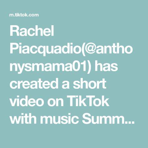 Rachel Piacquadio(@anthonysmama01) has created a short video on TikTok with music Summer - Instrumental. #fyp #foryoupage #momsoftiktok #babiesoftiktok #babyregistry #momcontent #newmom #amazonbaby #momtip #momtips #momhack #momhacks #fy #foryou #mom #tip