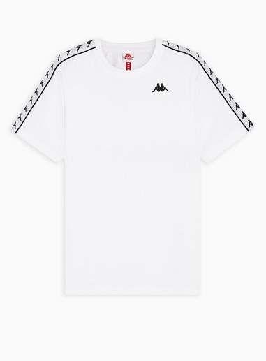 Cuervo Dato Mm  Kappa Mens White 'Banda' T-Shirt | T shirt image, Shirt price, Checks  fashion