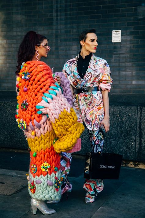 London Fashion Week Street Style Is Here to Bring You Nonstop Outfit Inspiration