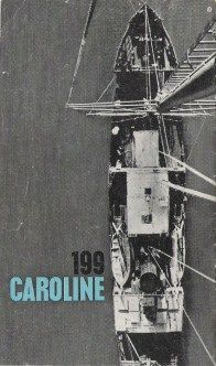 Radio Caroline 199 metres - from the antenna #oldtimeradiomusic