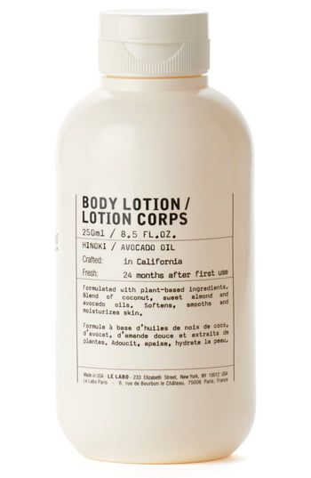 Enjoy Exclusive For Le Labo Body Lotion Online In 2020 Body Lotion Lotion Nourishing Shampoo