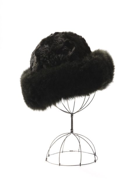 df3a624cf Peruvian Connection Vallnord Alpaca Fur Hat in Black--KAte | royal ...