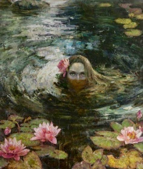 Touch of Color: ~ Anna Vinogradova ~