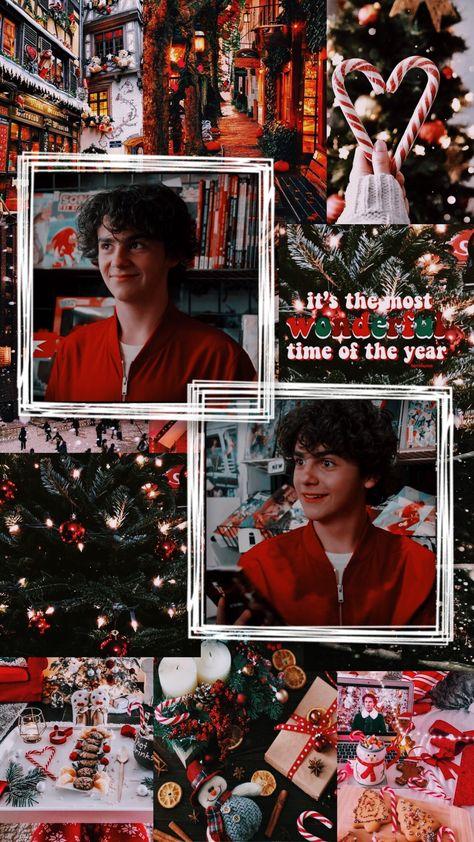 Jack grazer Christmas wallpaper