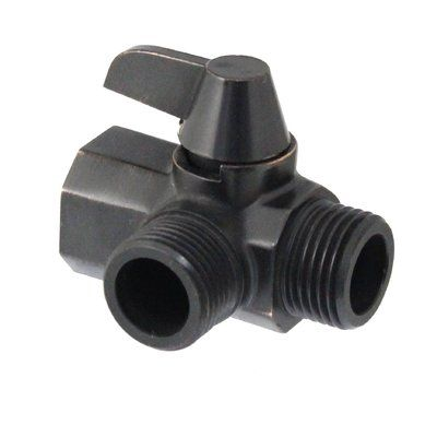Modona Shower Diverter Valve Finish Rubbed Bronze In 2020 With