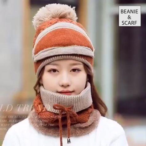 3-in-1 Winter Mask