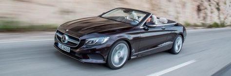 Galerie: Prise de contact Mercedes Classe S Cabrio