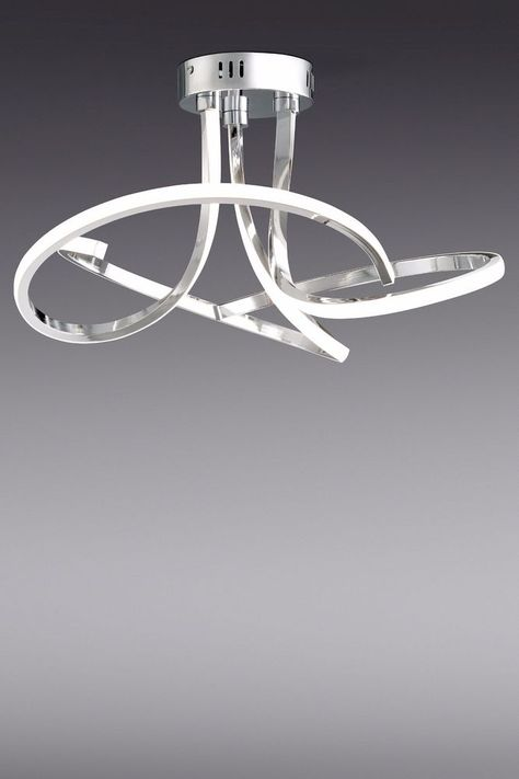 Next Sculpture Flush Led Ceiling Ing Lighting Chandelier
