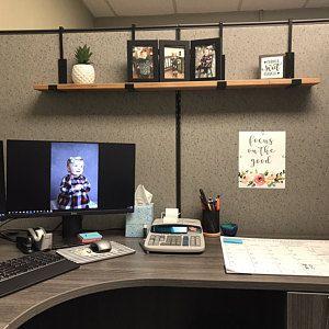 Cubicle Decor Cubicle Hanging Accessories Shelves Cubical Etsy