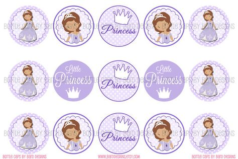 INSTANT DOWNLOAD  Princess Sophia the First by BardDesigns on Etsy, $1.50