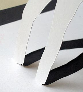 """Paper Art....nice PDF on """"Unfolding the Mystery of Paper Engineering,"""" talks about pop ups and pull tabs, going artistic with paper sculpture, and creating paper animations."""