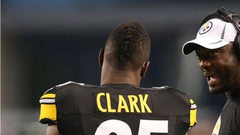 official photos 4707c c8acd Ryan Clark Steelers Wife | Ryan Clark | ryanclark.com | Nfl ...
