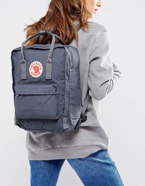 Fjallraven | Fjallraven Classic Kanken Backpack in Graphite