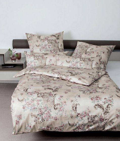 Bettwasche Carmen 53109 Mit Grafischem Muster Bettwasche