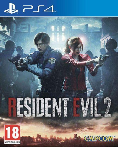 Resident Evil 2 Ps4 Amazon Co Uk Amazon Co Uk Resident Evil
