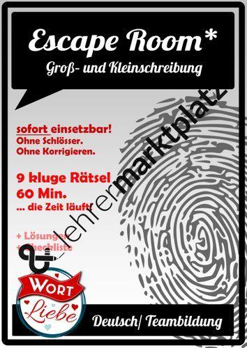 Detektivspiel Kooperatives Lernen Escape Room Deutsch Lernen Spiele