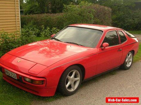 Porsche 924 Porsche 924 Forsale Australia Car For Sale