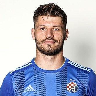 Bruno Petkovic Zagreb Gnk Dinamo Zagreb Red Card