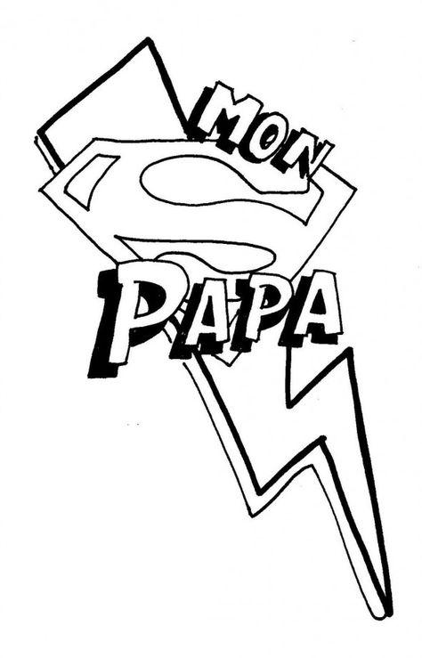 Fête des Pères Bannières Décorations Papa beau-père grand-père Blanc Pint Lager Pack de 6