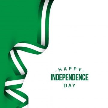 Happy Nigeria Independence Day Vector Template Design Illustration Happy Icons Template Icons Day Icons Png And Vector With Transparent Background For Free D In 2020 Independence Day Happy Independence Day Wishes