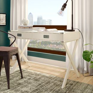 Desks Sale You Ll Love Wayfair Solid Wood Writing Desk