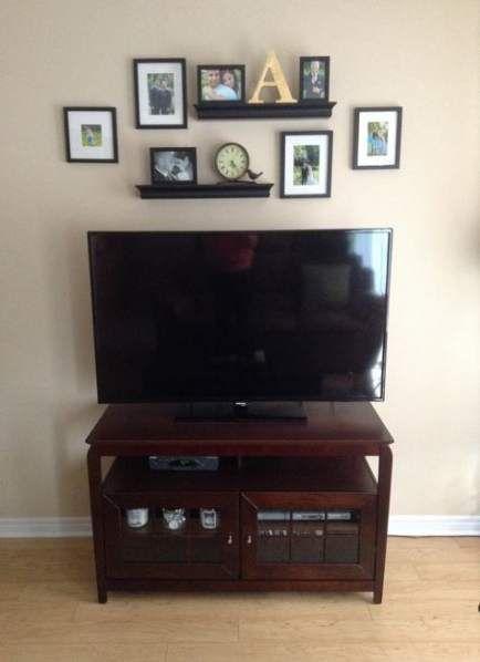 Best Farmhouse Living Room Wall Decor Over Tv Ideas Wall Decor Above Tv Tv Decor Above Tv Decor