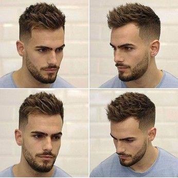 10 Schone Frisuren Fur Manner Mit Dunnem Haar Mode Frauen Mannerhaare Manner Haarschnitt Kurz Haare Manner