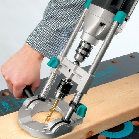 Wolfcraft Drill Guide Australia