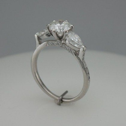 Make Engagement Ring Smaller You May Or May Not Be Staying Together As A Few Both Of The Two Has It Small Engagement Rings Ring Collections Engagement Rings