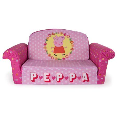 Home Kids Sofa Kids Couch Peppa Pig