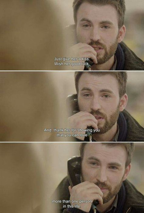 Immagine di chris evans, before we go, and Alice Eve