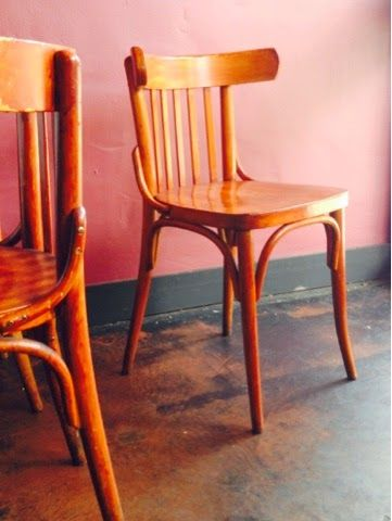 Thonet Bentwood Chairs; Indoor Cafe Seating | Brooklyn Cafe Restaurant |  Pinterest | Bentwood Chairs, Cafe Seating And Indoor
