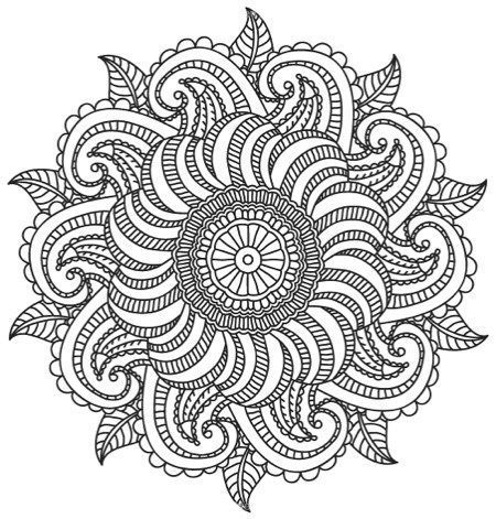 High Quality Mandala Coloring Pages Free And Printable Mandala Coloring Pages Mandala Coloring Abstract Coloring Pages