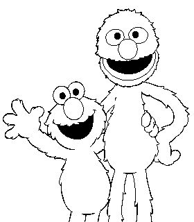 Elmo Coloring Pages Printcoloring Pages Print