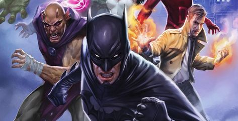 21 Watch This Ideas Justice League Dark Lucifer Characters Justice League Dark Movie