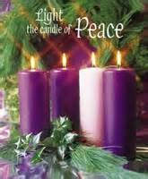 """THE CANDLE OF LOVE OR PEACE – The angles announced the good news of a Savior.  God sent his only Son to earth to save us, because he loves us! """"For God so loved the world that he gave his one and only Son, that whoever believes in him shall not perish but have eternal life. For God did not send his Son into the world to condemn the world, but to save the world through him."""" (John 3:16-17)"""