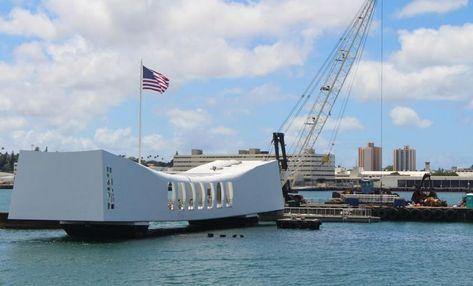 USS Arizona Pearl Harbor Memorial Scheduled to Reopen in