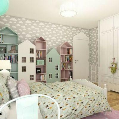 Cocuk Odasi Duvar Boyasi Renkleri Ve Dekorasyon Ornekleri Evde Mimar Yatak Odasi Temalari Yatak Odasi Tasarimlari Yatak Odasi Mobilya Takimlari