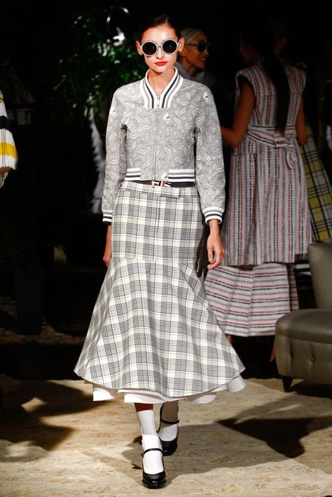 Thom Browne Spring 2012 Ready-to-Wear Collection - Vogue
