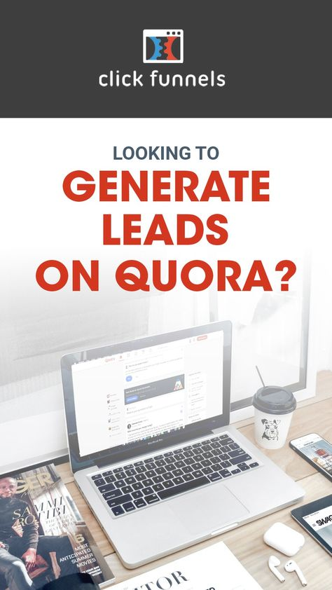 How To Generate Leads On Quora?